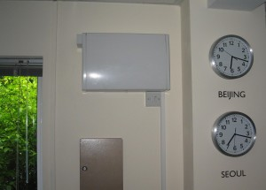 Positive Pressure Unit - Wall Mounted